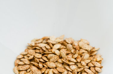 Sweet and Salty Toasted Pumpkin Seeds Easy and Addictive Recipes. # ...