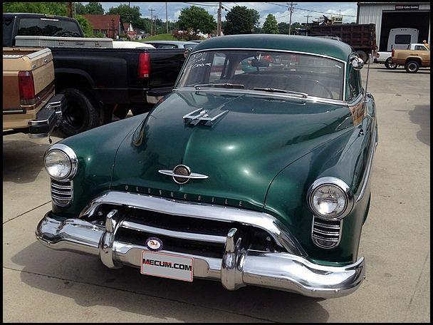 1950 oldsmobile futuramic 98 4 door classic cars pinterest for 1950 oldsmobile 4 door