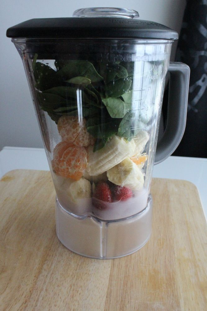 Super Spinach Smoothie | Fit [sarcasm] | Pinterest