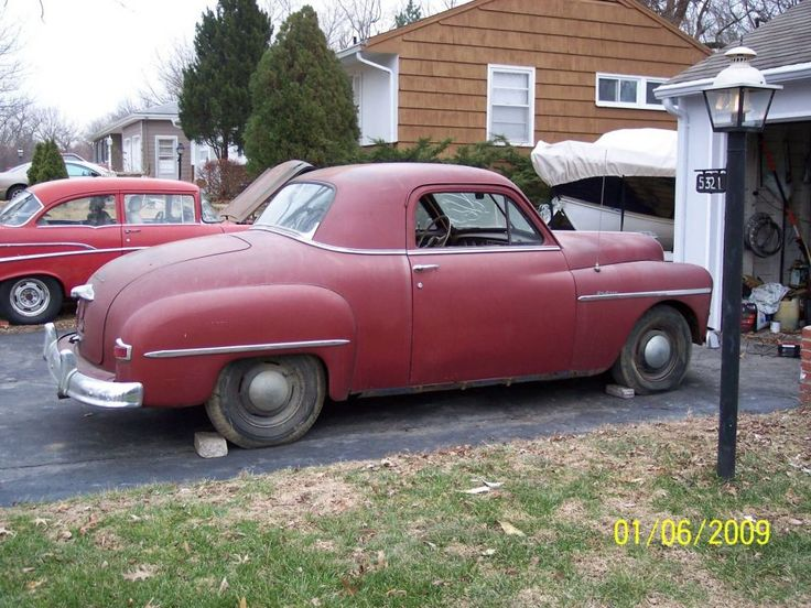 1950 plymouth business coupe classic mopars pinterest for 1950 plymouth 2 door coupe