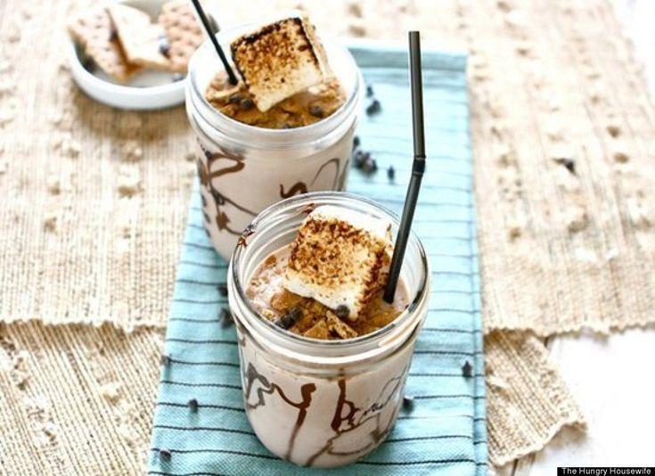 Homemade Milkshake Recipes: Nutella, Strawberry And More