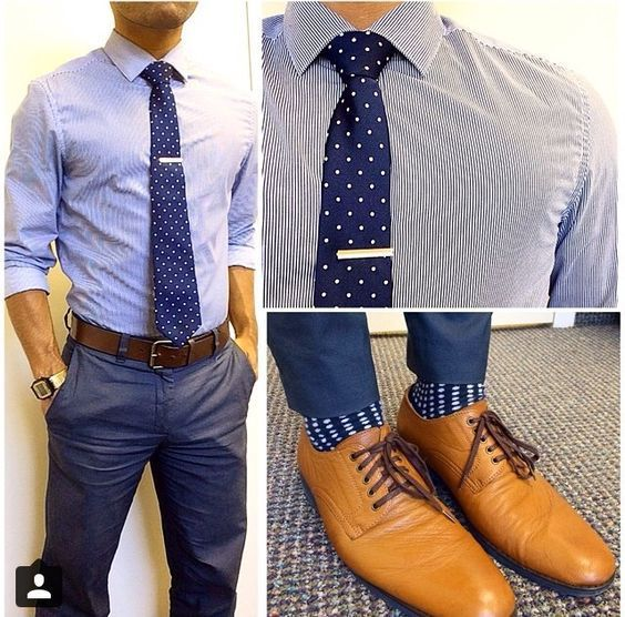 Men dress styles