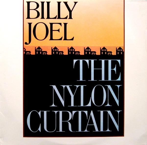Billy Joel - The Nylon Curtain | vinyl records I want | Pinterest