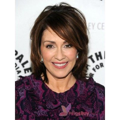 Real Hair Wigs For Women Over 50 | Short Hairstyle 2013