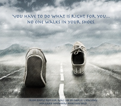 walk a mile in my shoes song quotes
