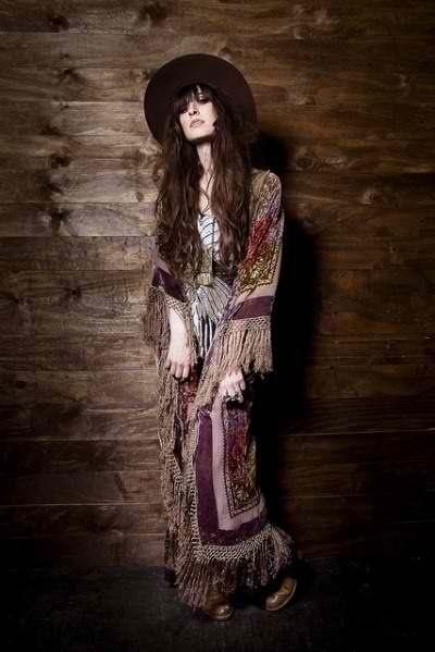 Hippie Gypsy style