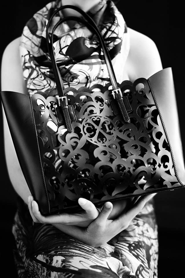 Leather Goods 2013 Advertising Campaign shot by Mathieu César.