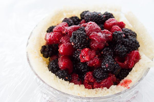 Summer Berry Pudding | Recipe