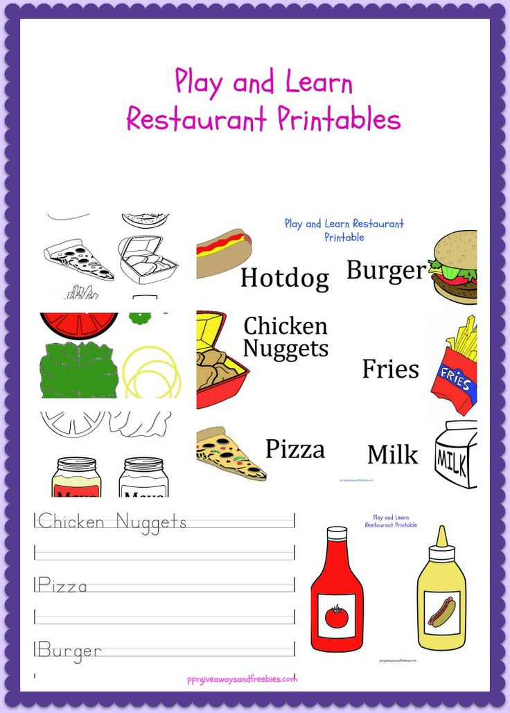 It is an image of Peaceful Free Printable Restaurant Menus