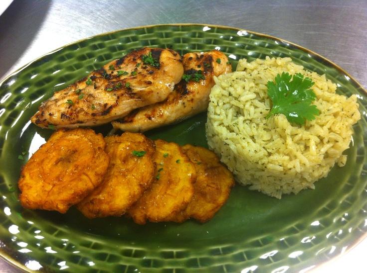 Peruvian Cilantro Rice Recipe — Dishmaps