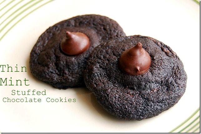 Thin Mint Cookies | Desserts | Pinterest