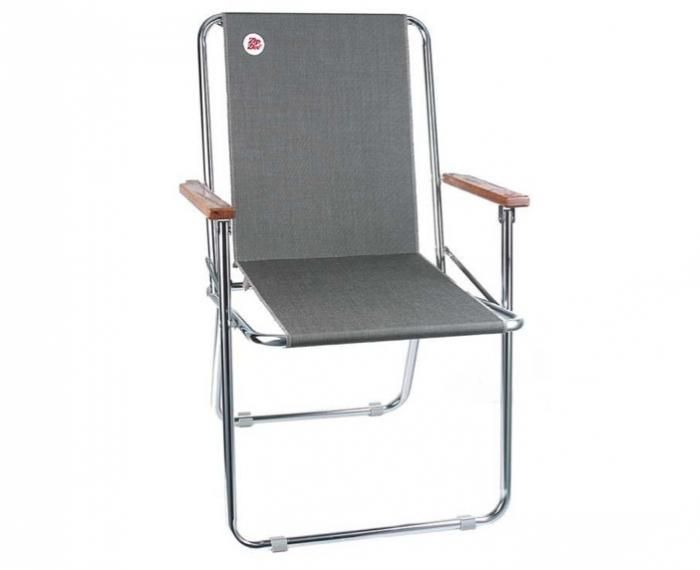 10 Easy Pieces Folding Camp Style Chairs by
