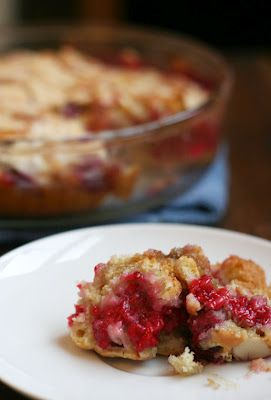 Raspberry Almond Coffee Cake- Yummy!   Food   Pinterest