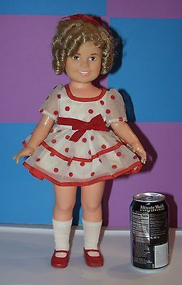 Shirley+Temple+Dolls+Value Ideal Shirley Temple Doll 1970's