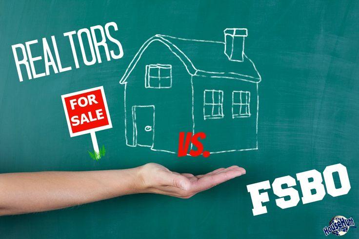 #Realtors vs #FSBO http://www.househunt.com/news-realestate/realtors-vs-fsbo/