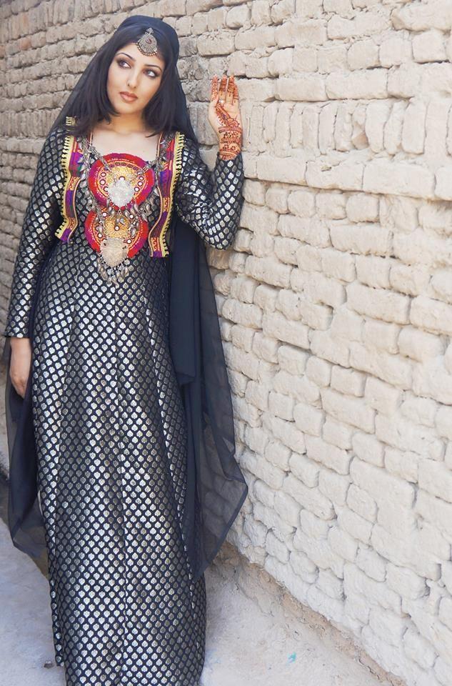 Latest Afghan Traditional Dress Design