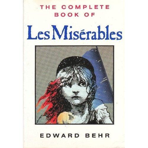 les miserables book - photo #22