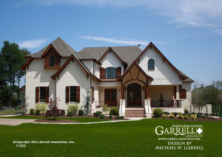 Pin by kennedy james on lake house pinterest for Garrell and associates house plans