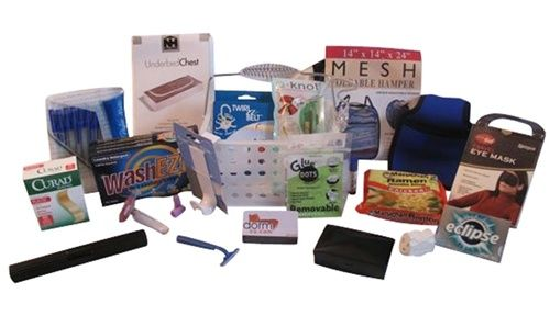 College Survival Kit - Dorm room items high school graduation gift ...