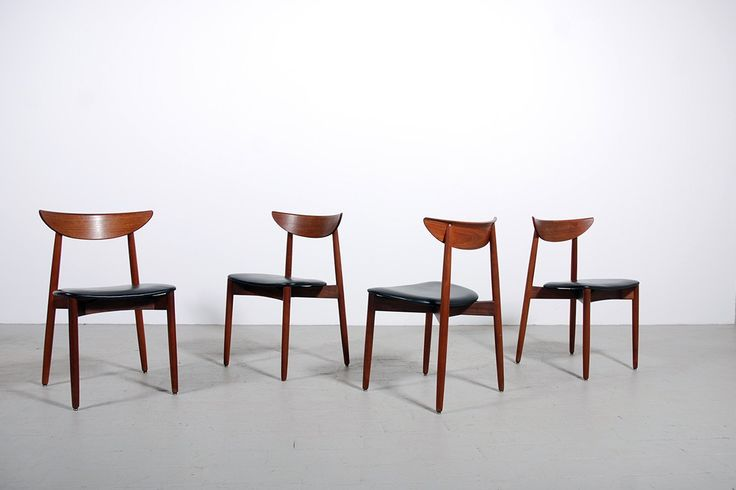Pin by nadine rivard on furniture pinterest for 6 chaises scandinaves