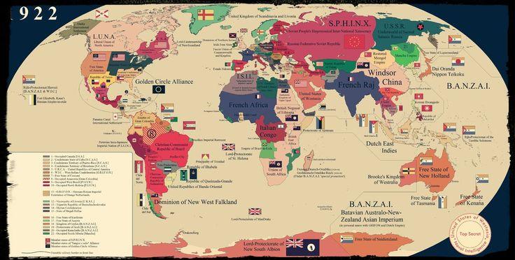 Bmo history timeline uk map