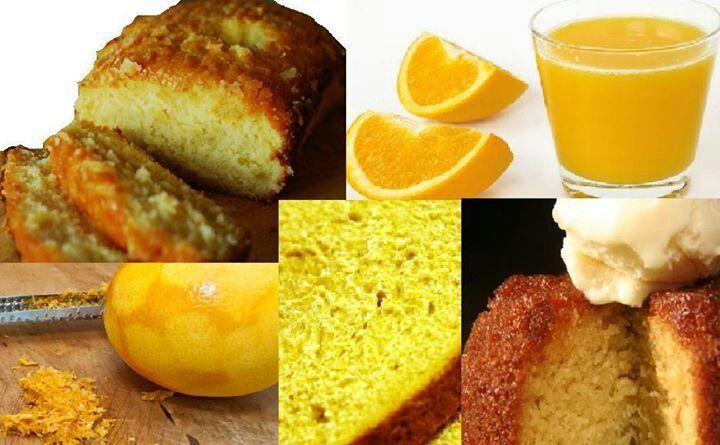 Orange Juice Bread