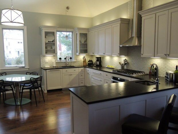 Kitchen Cabinets Backsplash Style House Ideas Pinterest
