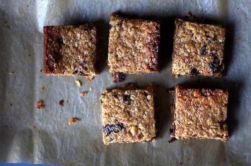 Thick, Chewy Granola Bars | Recipes to Try | Pinterest
