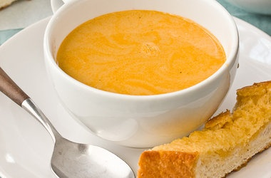 Easy Lobster Bisque for Two — Punchfork | Food Nerd. | Pinterest