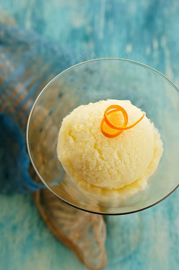 Pina Colada Sorbet | Sweet Treats | Pinterest