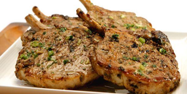 Jerk Pork Chops | Food! Cdn Living - Best Recipes Ever | Pinterest