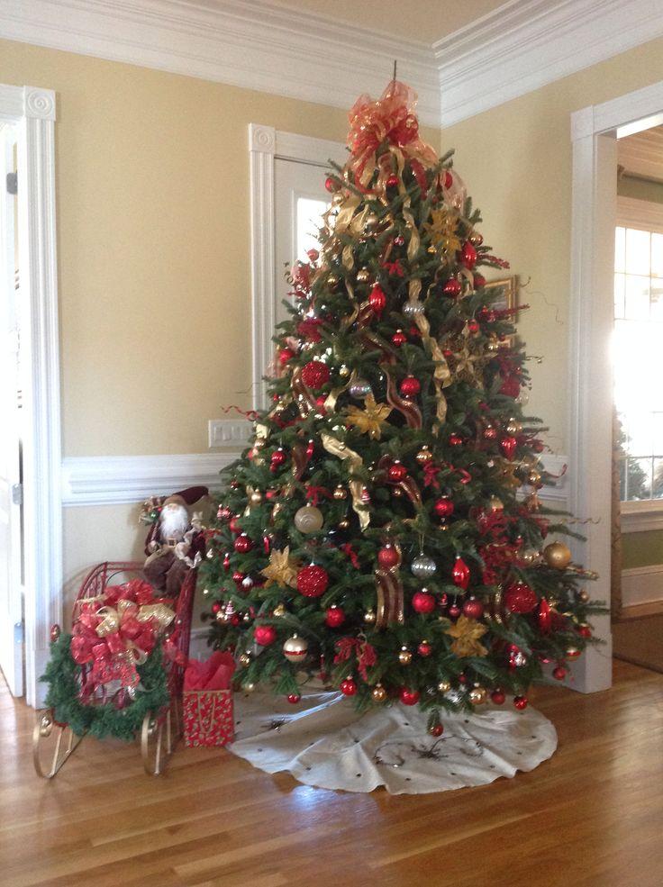 christmas tree christmas ideas pinterest