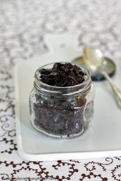 Slow Cooker Bacon Onion Jam by Cinnamon Spice and Everything Nice
