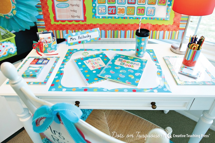 Make back-to-school FUN with a classroom makeover! See Schoolgirl Style's bright ideas in the new CTP catalog!
