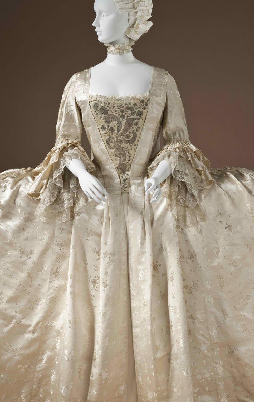 18th century european fashion 175075 in Western