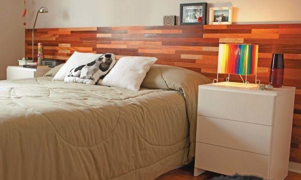 Diferentes maneiras de reaproveitar móveis e retalhos de madeira - Decoração - Casa - MdeMulher - Editora Abril