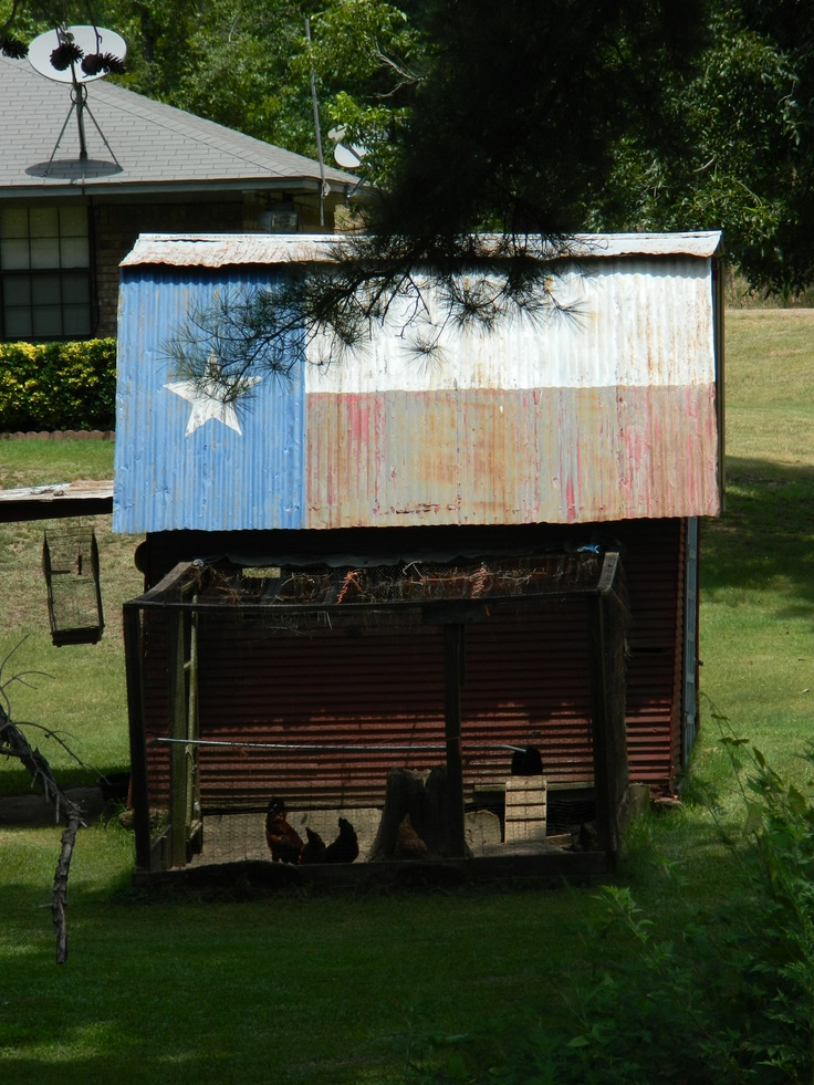 Chicken coop large chicken coops texas for Custom dog houses houston tx