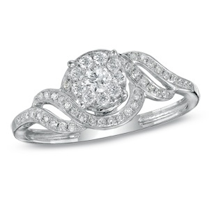 Zales promise ring Wedding Princess