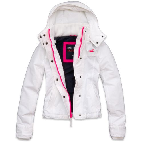 Girls Hollister All-Weather Jacket | Sweater Weather ...