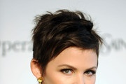 Very Short Easy Care Hairstyles - Pictures