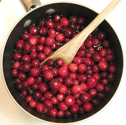 Spiced Cranberry Sauce | yummo | Pinterest