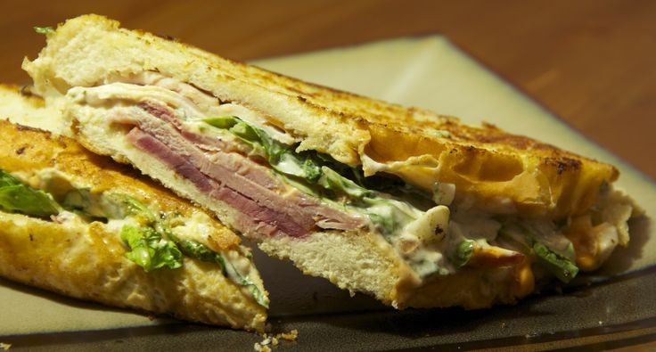 Grilled Cuban Sandwich | Quinces and Lemons #food #recipes