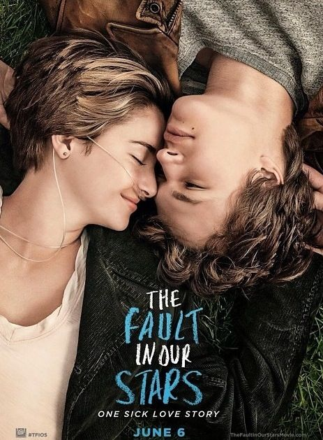 TFIOS Movie Poster! Beautiful.
