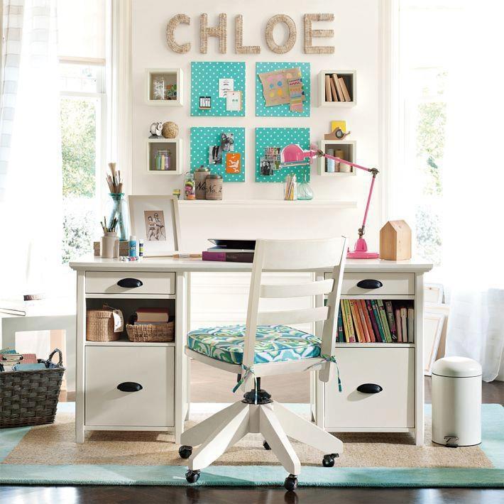 desk chairs pbteen room ornament. Black Bedroom Furniture Sets. Home Design Ideas