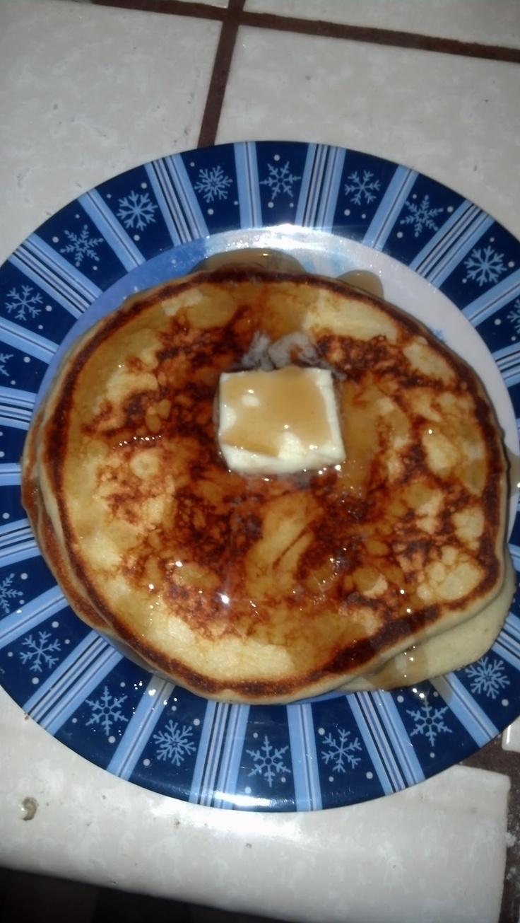 Gluten Free Buttermilk Pancakes | Gluten Free for me! | Pinterest