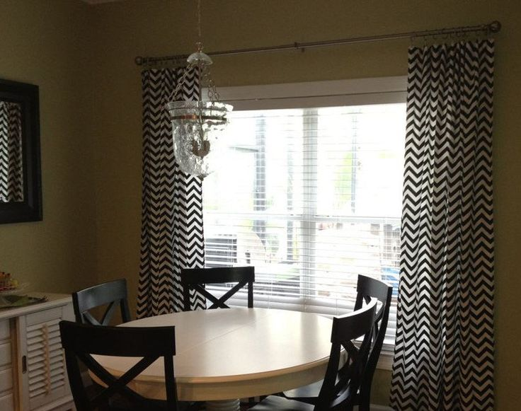 Light Blocking Curtains Target Black and White Chevron Tile