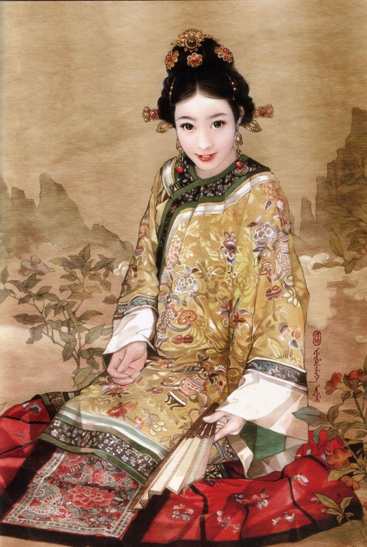 Ancient china fashion clothing 27