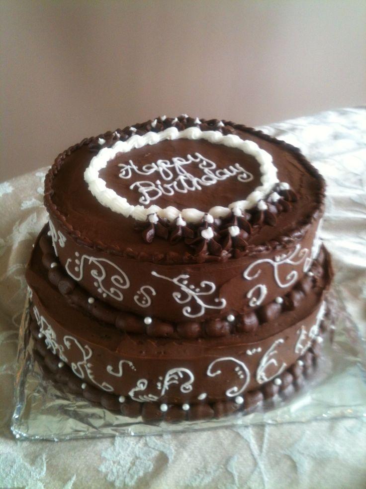 Chocolate cake Cakes Pinterest