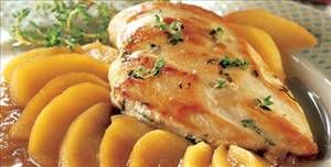 Apple and Thyme Chicken | Paleo, Yo. | Pinterest