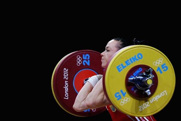 Olympics  Day Two - JULY 29  Iulia Paratova of Ukraine competes in the    Iulia Paratova